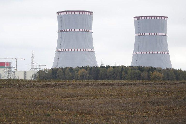 Astravo AE bandys įjungti dar šią savaitę: išbandys 163 branduolinio kuro kapsules (nuotr. SCANPIX)