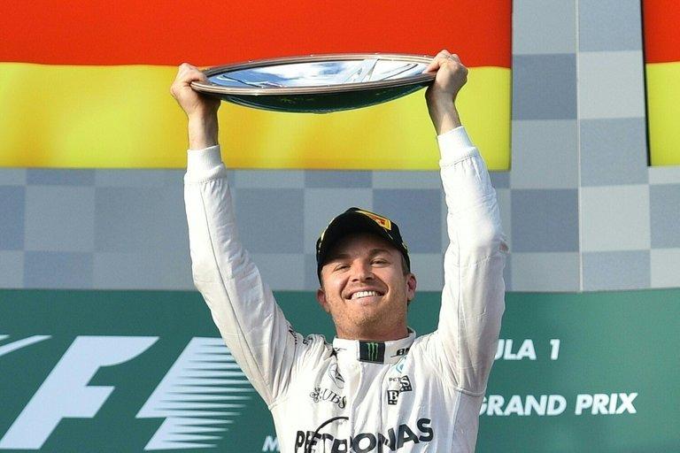 Nico Rosbergas (nuotr. SCANPIX)