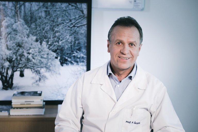 Pranas Šerpytis (nuotr. Organizatorių)