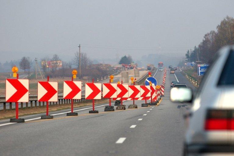 Autostrada (S. Žiūros nuotr./fotobankas.lt)