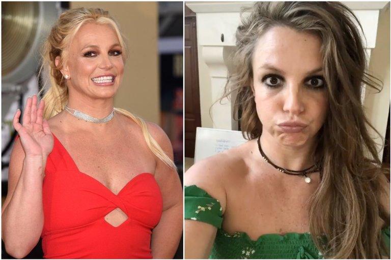 Britney Spears (tv3.lt fotomontažas)