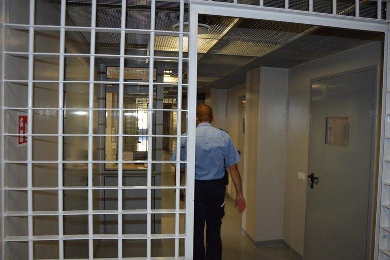 Įkalinimo įstaiga Lietuvoje (nuotr. Organizatorių)