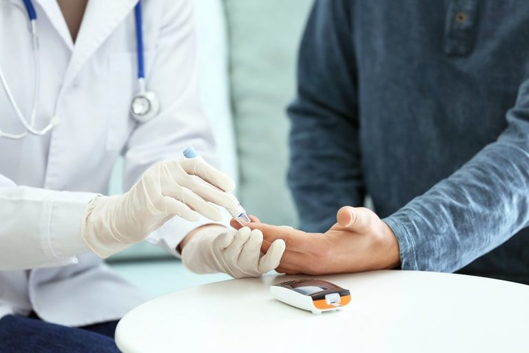 Cukrinis diabetas (nuotr. Shutterstock.com)
