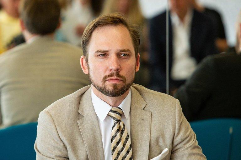 Jonas Sakalauskas (Fotobankas)