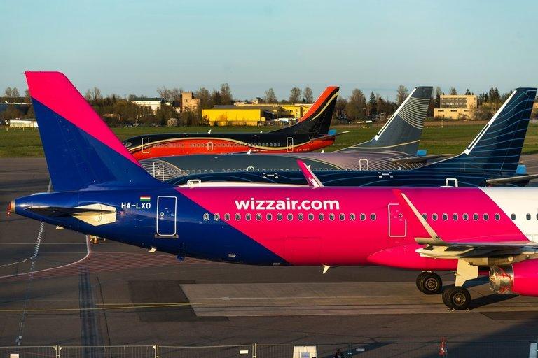 Lėktuvai (nuotr. Fotodiena.lt)
