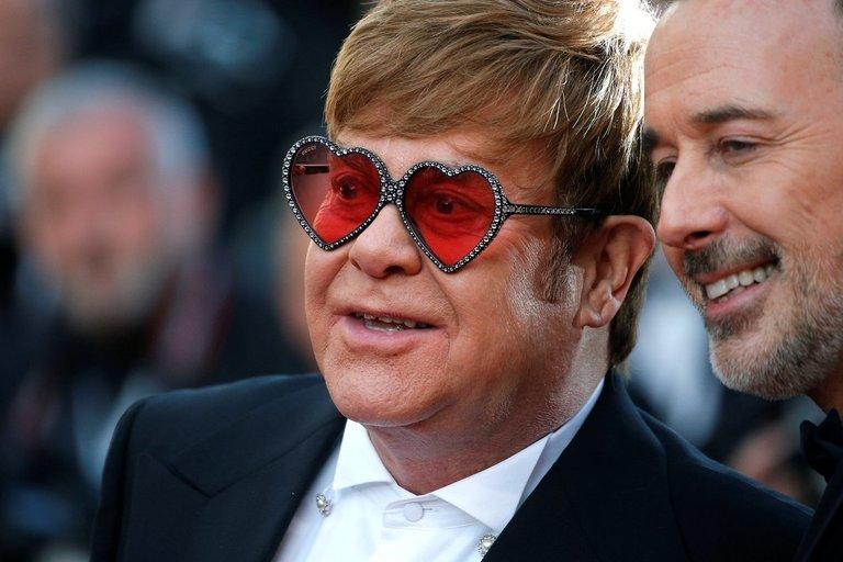 Elton John (nuotr. SCANPIX)