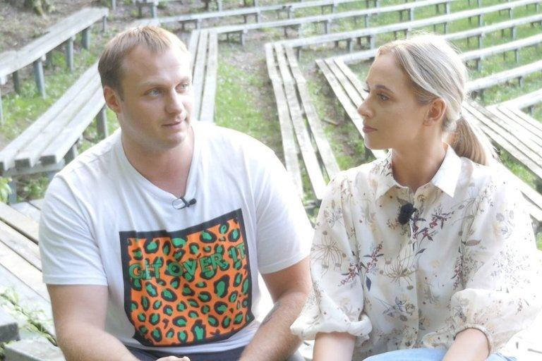 Viktorija ir Julius Mockai (nuotr. Organizatorių)