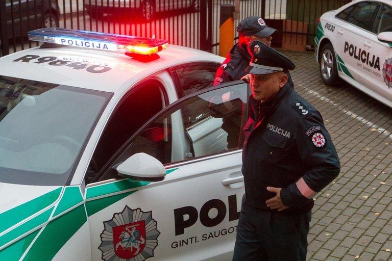 Policija (Fotobankas)