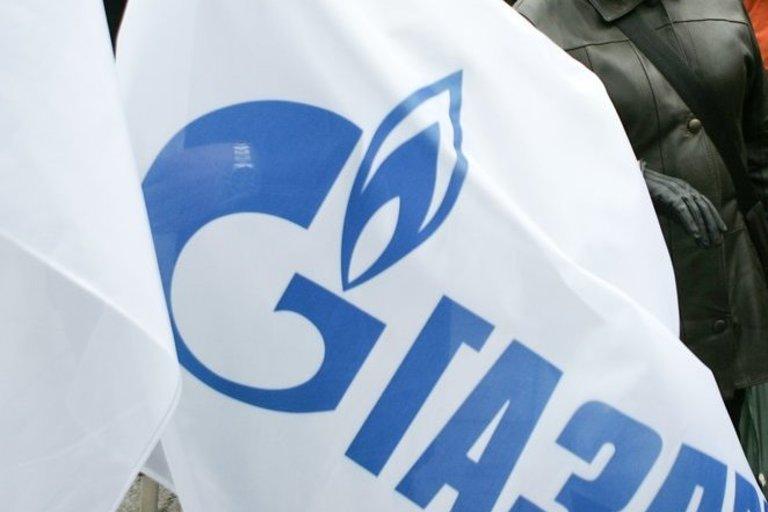 """""""Gazprom"""" (nuotr. BFL / Š. Mažeikos)"""