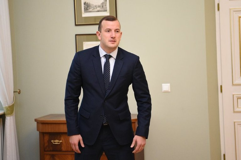 Virginijus Sinkevičius (nuotr. Fotodiena/Justinas Auškelis)
