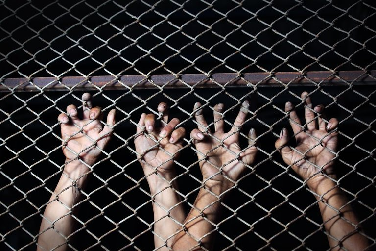 Nusikaltimas ir bausmė (asociatyvi nuotrauka) (nuotr. 123rf.com)