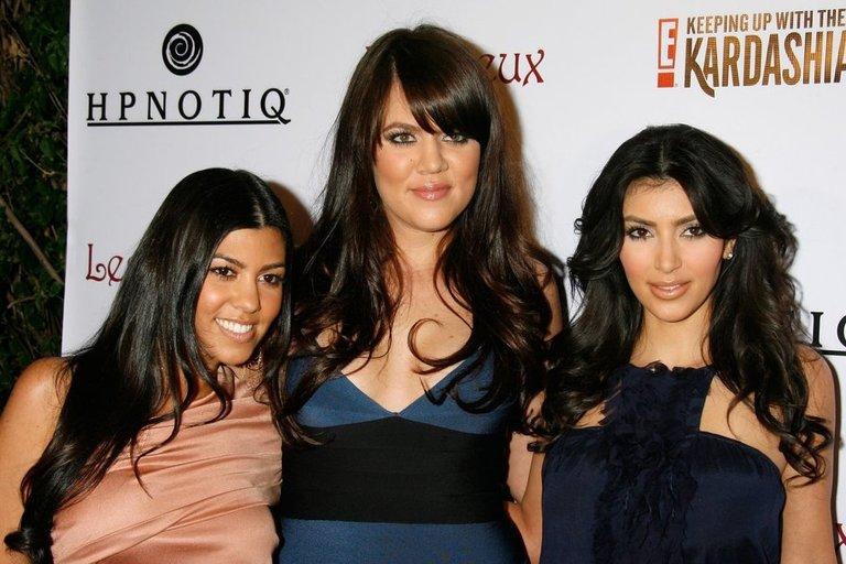 Kardashian šeima (nuotr. SCANPIX)