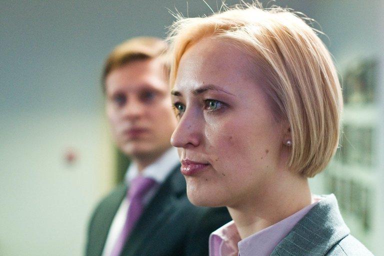 Paulė Kuzmickienė  (nuotr. Fotodiena.lt)