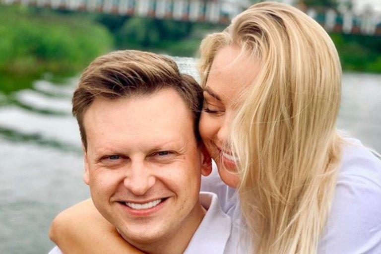 Valdas Benkunskas ir Vismantė Vasaitytė (nuotr. facebook.com)