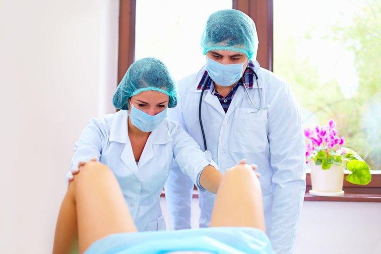 Ginekologės apžiūra (nuotr. 123rf.com)