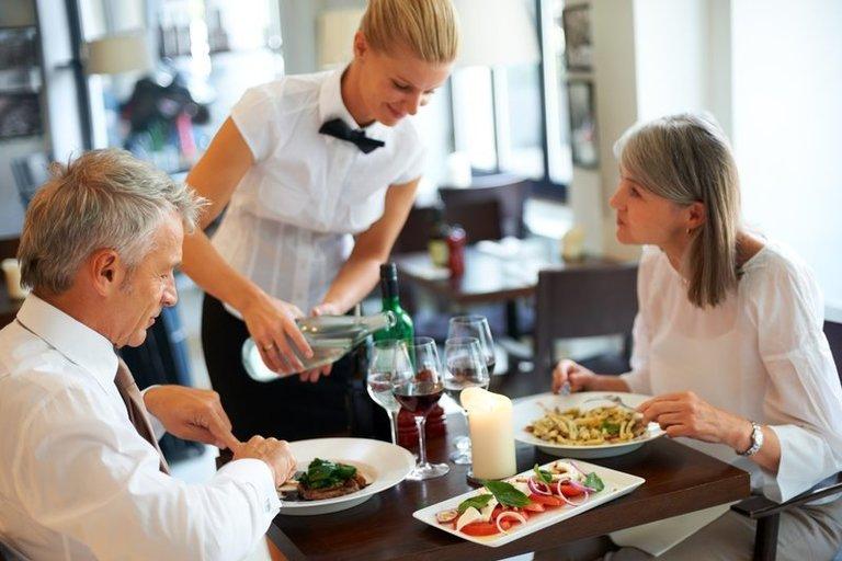 Restorane (nuotr. flickr.com)