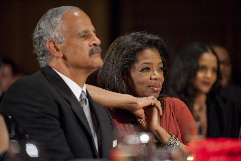 Stedman Graham ir Oprah Winfrey (nuotr. SCANPIX)