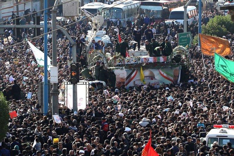 Iranas (nuotr. Scanpix)