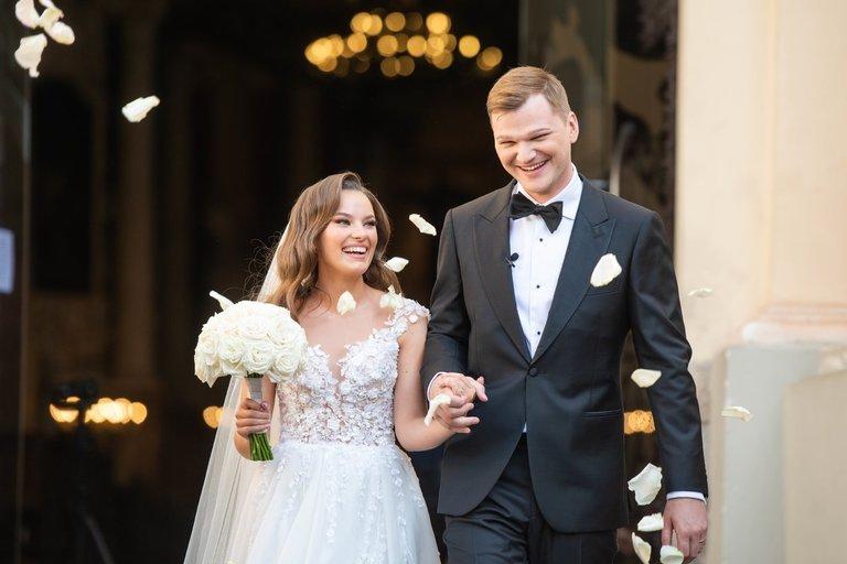 Elenos Jančiukaitės-Karalienės vestuvės (nuotr. Fotodiena/Justino Auškelio)