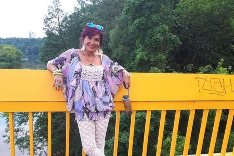 "Raisa Šarkienė (nuotr. asmeninio albumo (""Facebook"")"