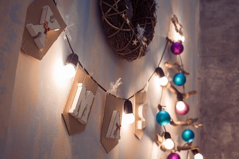 Kalėdinės dekoracijos (nuotr. 123rf.com)