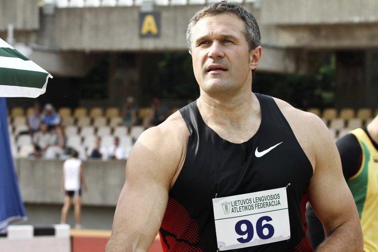 V. Alekna Vytenis Jurevičius/Fotobankas