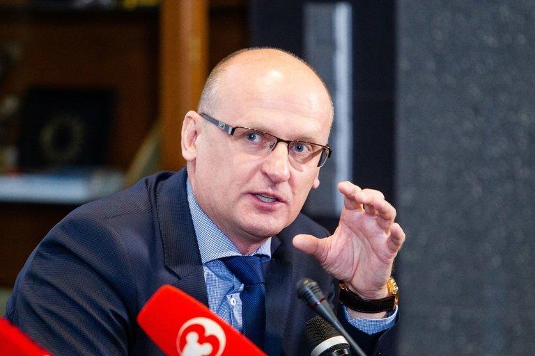 V. Urbonas (Irmantas Gelūnas/Fotobankas)