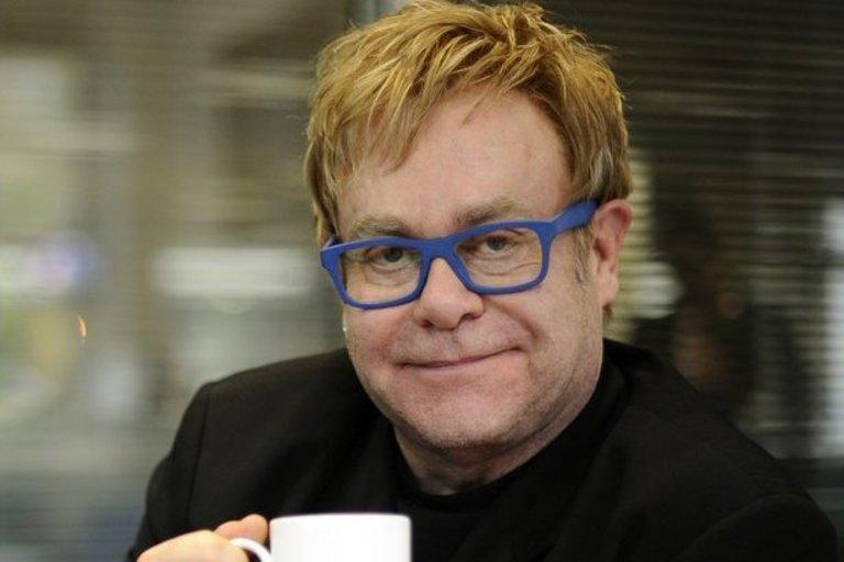 Eltonas Johnas (nuotr. SCANPIX)