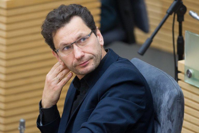 Robertas Šarknickas (Karolis Kavolėlis/Fotobankas nuotr.)
