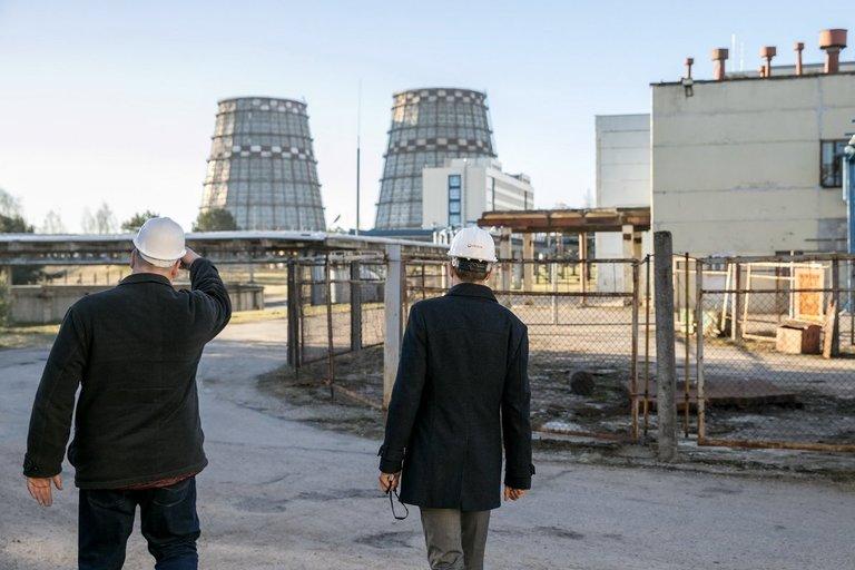 Vilniaus šilumos ūkis grįžo vilniečiams (nuotr. Sauliaus Žiūros)