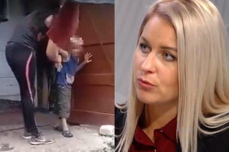 Molevaitė apie smurtą prieš vaikus (tv3.lt fotomontažas)