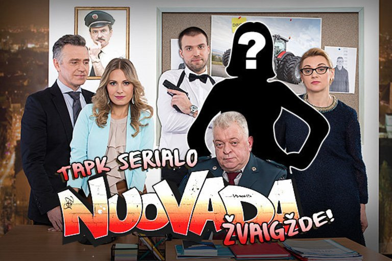 Nuovada (nuotr. TV3)