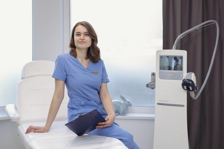 velashape procedūra_sapiegos klinika (nuotr. Vytenis Kriščiūnas)