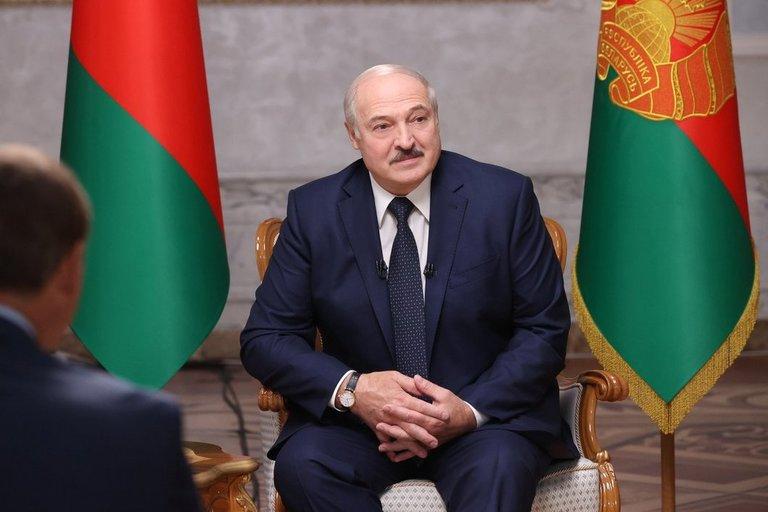 Lukašenka (nuotr. SCANPIX)