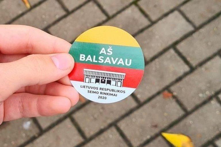 Lietuvos negalios organizacijų forumo suburta stebėtojų komanda visoje Lietuvoje tikrino rinkimų prieinamumą. Asmeninio archyvo nuotr.