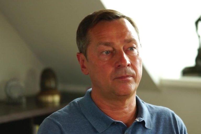 Zuokas atvėrė savo namų duris (TV3 nuotr.)