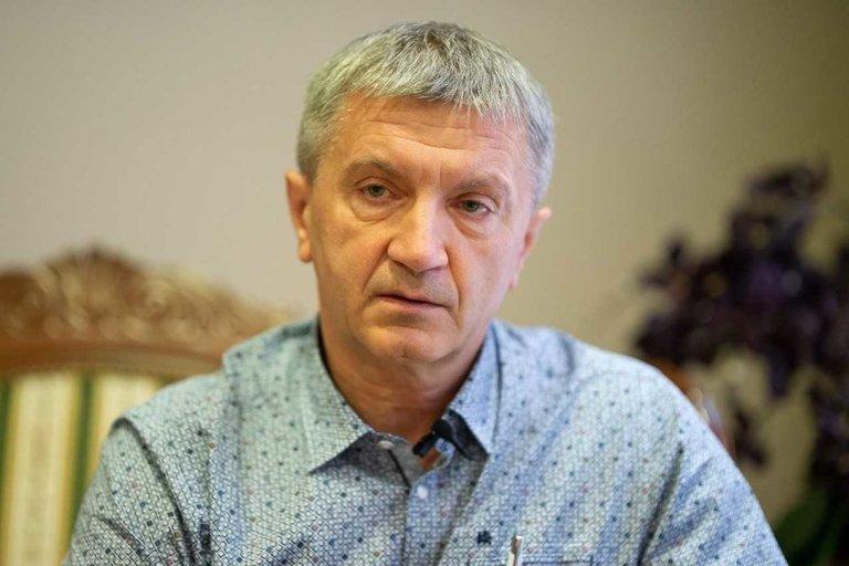 Gydytojas Kevalas apie savo darbą (nuotr. TV3)