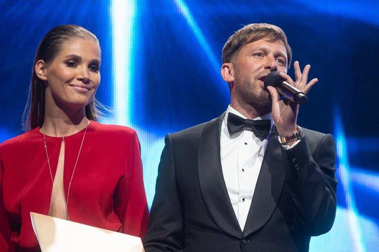 Kotryna Kozlovaitė ir Egidijus Dragūnas-SEL (Fotobankas)