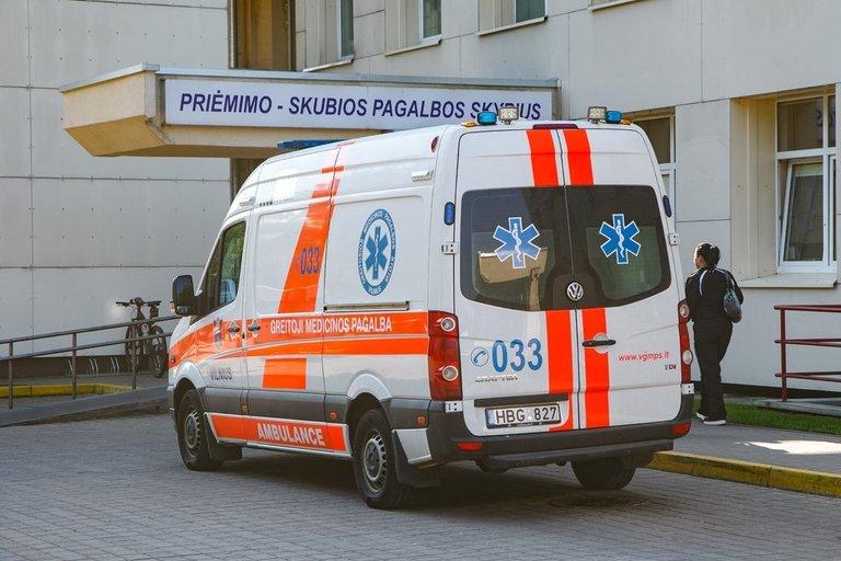 Ligoninė. Asociatyvi nuotrauka (nuotr. Tv3.lt/Ruslano Kondratjevo)
