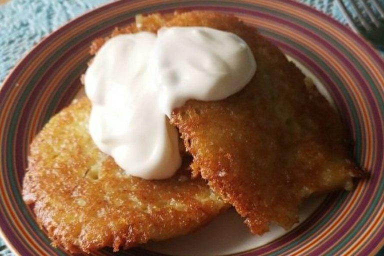 Bulviniai blynai (Nuotr. Kviečiu į virtuvę)