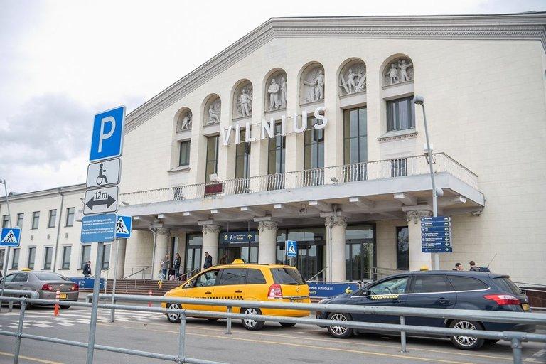 Vilniaus oro uostas  Fotodiena/Arnas Strumila
