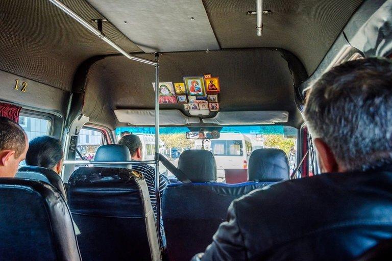 Kelionė autobusu  (nuotr. 123rf.com)