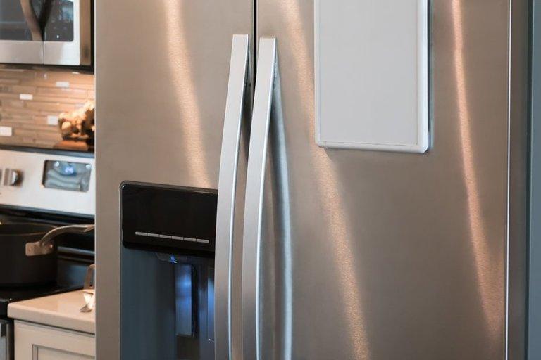 Šaldytuvas (nuotr. Shutterstock.com)