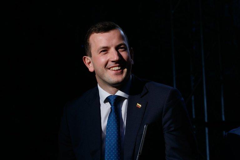 Virginijus Sinkevičius (nuotr. Tv3.lt/Ruslano Kondratjevo)