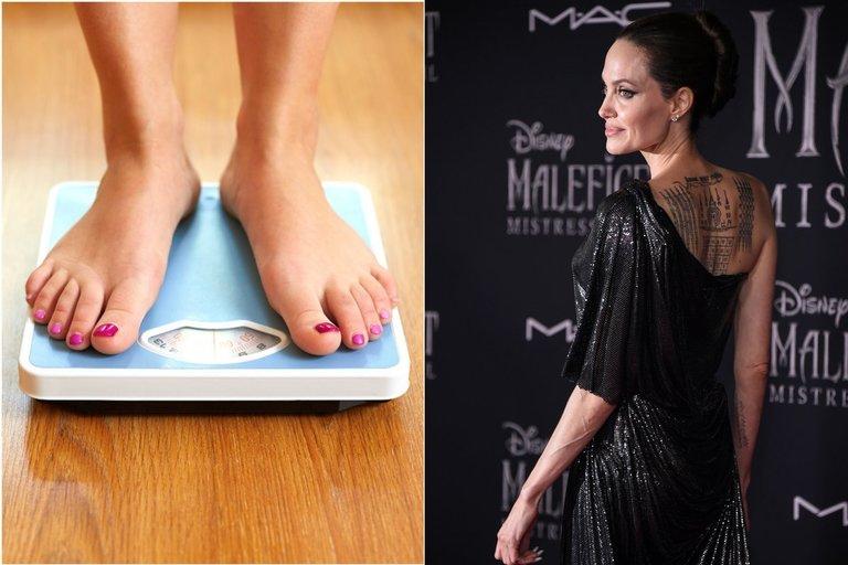 Angelina Jolie (nuotr. SCANPIX) tv3.lt fotomontažas