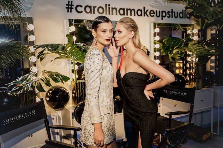 """""""Carolina make-up studio"""" 10-asis gimtadienis. Nuotraukų autorius: Ramūnas Tanguris"""