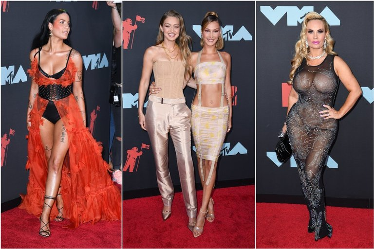 MTV VMA apdovanojimų akimirkos (nuotr. SCANPIX) tv3.lt fotomontažas