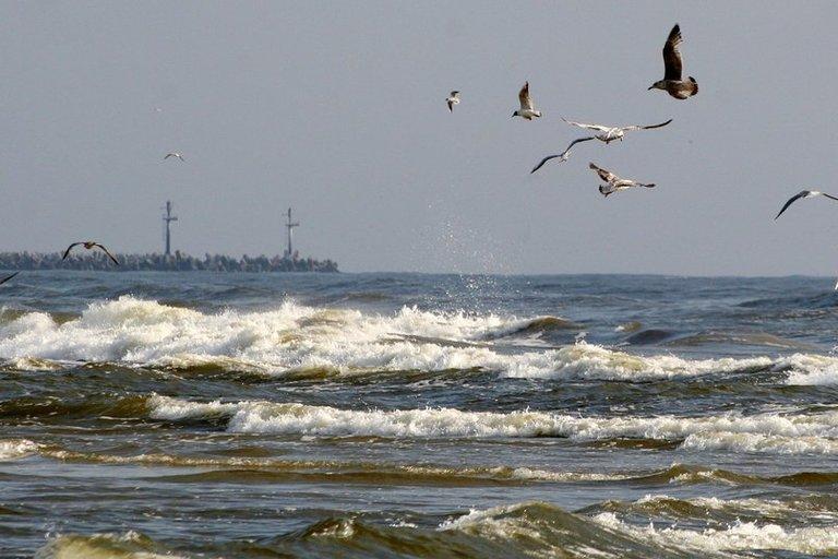 Baltijos jūra (nuotr. Fotodiena.lt)