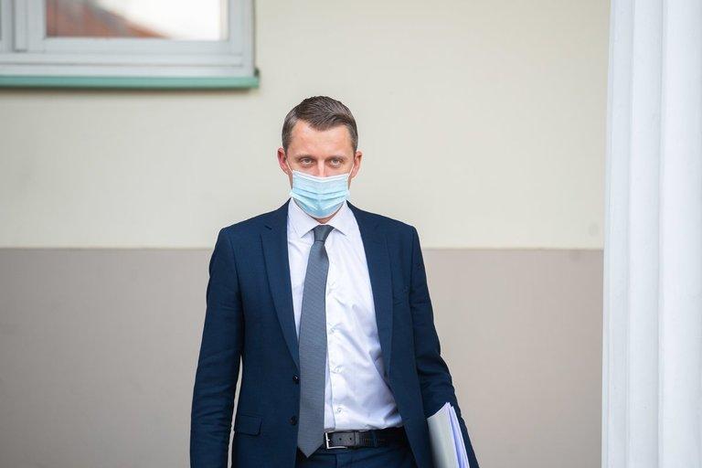 Žygimantas Vaičiūnas (nuotr. Fotodiena/Justino Auškelio)