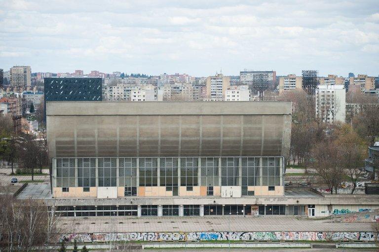 Vilniaus sporto rūmai  (nuotr. Fotodiena.lt)